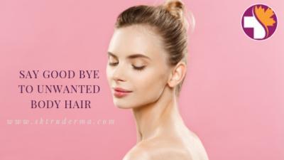 Laser Hair Removal in Sarjapur road |Sktruderma
