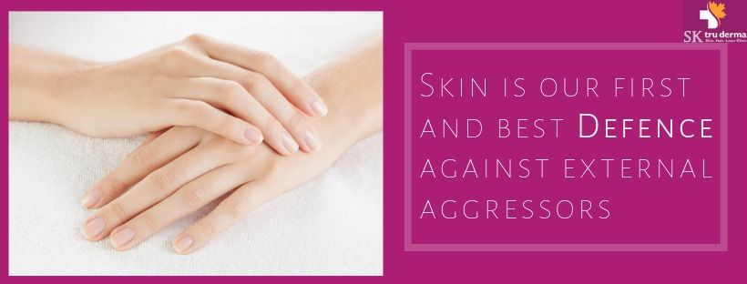 Skin As A Protective Organ - Skin Specialist in Sarjapur Road
