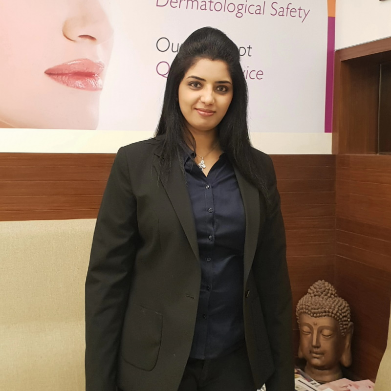Dr. Kavitha GV Mandal | Best Lady Dermatologist in Sarjapur Road